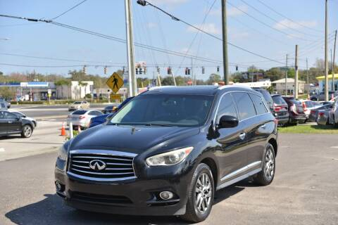 2013 Infiniti JX35 for sale at Motor Car Concepts II - Kirkman Location in Orlando FL
