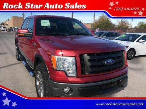 2009 Ford F-150 for sale at Rock Star Auto Sales in Las Vegas NV