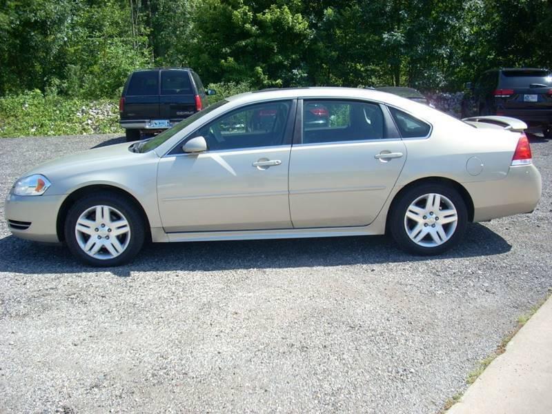2012 Chevrolet Impala for sale at H&L MOTORS, LLC in Warsaw IN