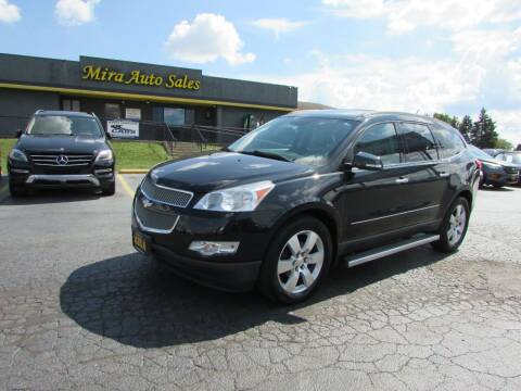 2012 Chevrolet Traverse for sale at MIRA AUTO SALES in Cincinnati OH