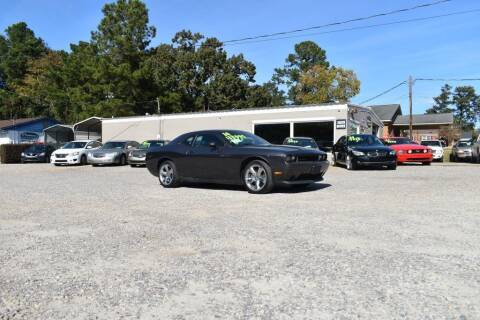 2013 Dodge Challenger for sale at Barrett Auto Sales in North Augusta SC