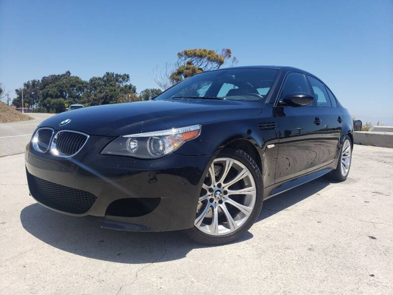 2007 BMW M5 for sale at L.A. Vice Motors in San Pedro CA