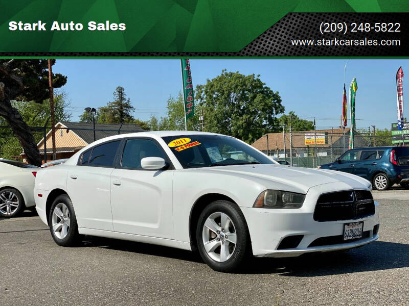 2011 Dodge Charger for sale at Stark Auto Sales in Modesto CA
