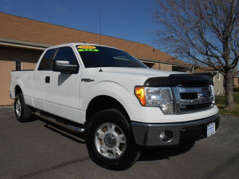 2014 Ford F-150 for sale at McKenna Motors in Union Gap WA