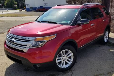 2012 Ford Explorer for sale at SUPERIOR MOTORSPORT INC. in New Castle PA