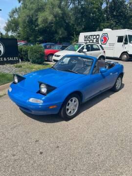 1992 Mazda MX-5 Miata for sale at Station 45 Auto Sales Inc in Allendale MI