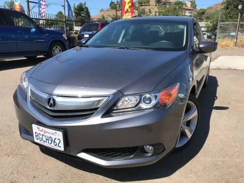 2015 Acura ILX for sale at Vtek Motorsports in El Cajon CA