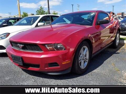 2012 Ford Mustang for sale at BuyFromAndy.com at Hi Lo Auto Sales in Frederick MD