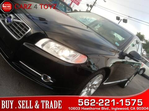 2013 Volvo S80 for sale at Carz 4 Toyz in Inglewood CA