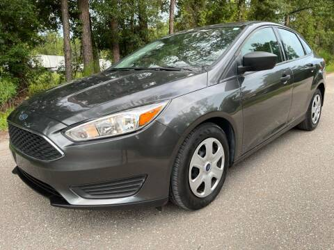 2018 Ford Focus for sale at Next Autogas Auto Sales in Jacksonville FL