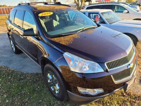 2010 Chevrolet Traverse for sale at Swan Auto in Roscoe IL
