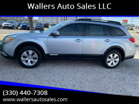 2012 Subaru Outback for sale at Wallers Auto Sales LLC in Dover OH