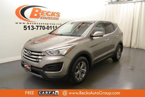 2015 Hyundai Santa Fe Sport for sale at Becks Auto Group in Mason OH