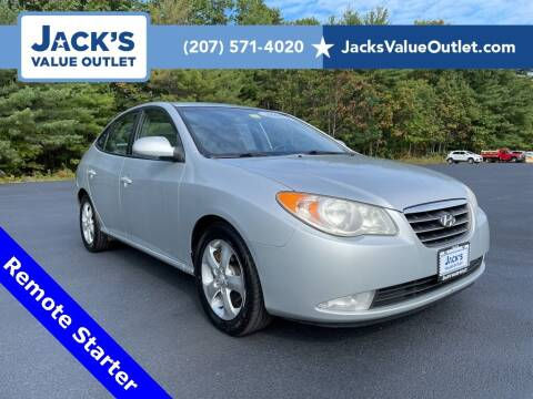 2007 Hyundai Elantra for sale at Jack's Value Outlet in Saco ME