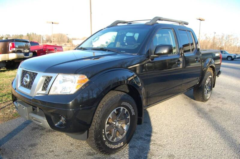 2016 Nissan Frontier for sale at Modern Motors - Thomasville INC in Thomasville NC