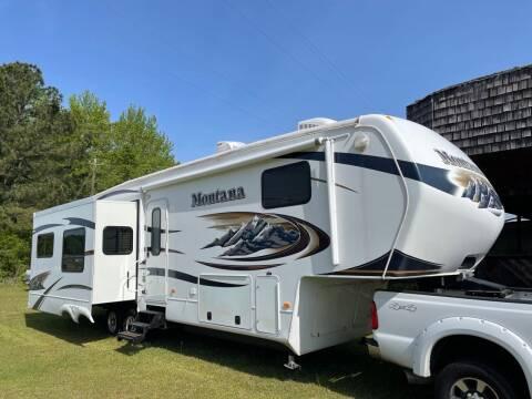 2011 Keystone Mondana RL3400 for sale at LAMB MOTORS INC in Hamilton AL