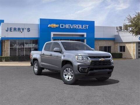 2021 Chevrolet Colorado for sale at Jerry's Buick GMC in Weatherford TX
