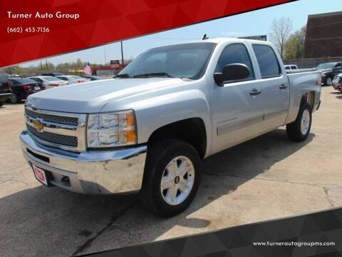 2013 Chevrolet Silverado 1500 for sale at Turner Auto Group in Greenwood MS