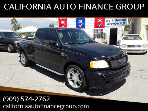2000 Ford F-150 for sale at CALIFORNIA AUTO FINANCE GROUP in Fontana CA