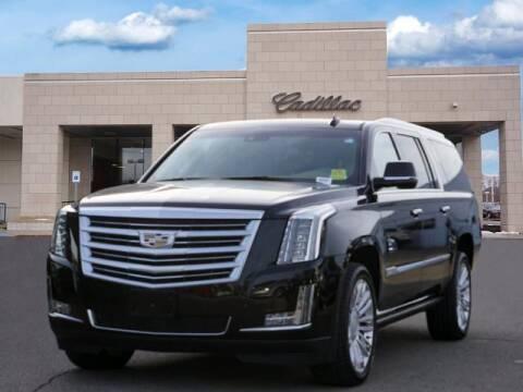 2019 Cadillac Escalade ESV for sale at Suburban Chevrolet of Ann Arbor in Ann Arbor MI