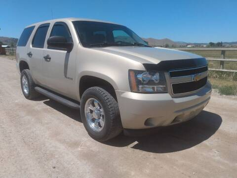 2012 Chevrolet Tahoe for sale at Kevs Auto Sales in Helena MT