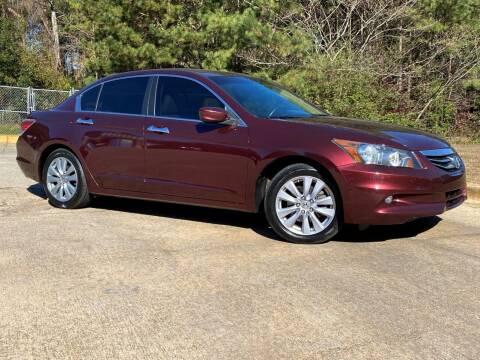 2011 Honda Accord for sale at Selective Cars & Trucks in Woodstock GA