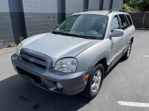 2006 Hyundai Santa Fe for sale at APX Auto Brokers in Lynnwood WA