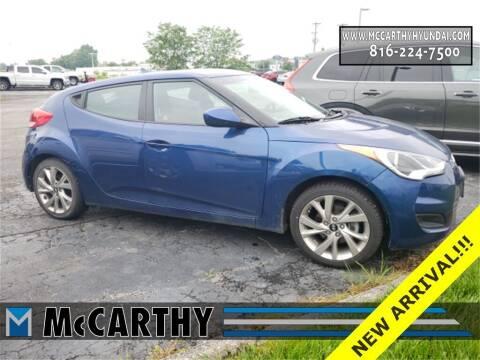2016 Hyundai Veloster for sale at Mr. KC Cars - McCarthy Hyundai in Blue Springs MO