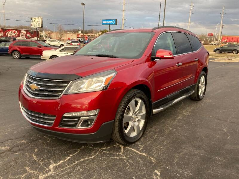 2013 Chevrolet Traverse for sale at Auto Outlets USA in Rockford IL