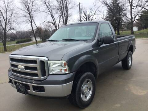 2005 Ford F-250 Super Duty for sale at Bam Motors in Dallas Center IA