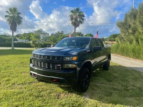 2019 Chevrolet Silverado 1500 for sale at FRS AUTO LLC in West Palm Beach FL