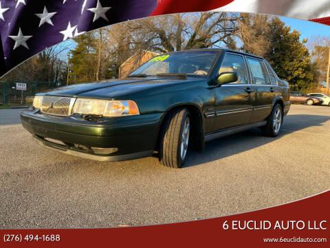 1995 Volvo 960 for sale at 6 Euclid Auto LLC in Bristol VA
