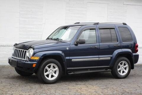 2006 Jeep Liberty for sale at Kohmann Motors & Mowers in Minerva OH