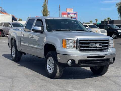 2013 GMC Sierra 1500 for sale at Curry's Cars Powered by Autohouse - Brown & Brown Wholesale in Mesa AZ