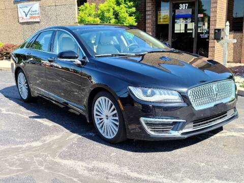 2017 Lincoln MKZ for sale at Mighty Motors in Adrian MI