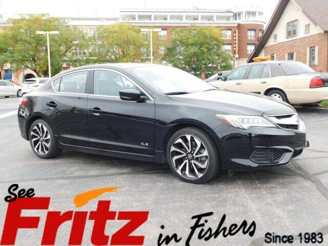 2018 Acura ILX for sale in Fishers, IN