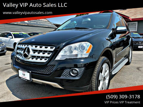 2009 Mercedes-Benz M-Class for sale at Valley VIP Auto Sales LLC - Valley VIP Auto Sales - E Sprague in Spokane Valley WA