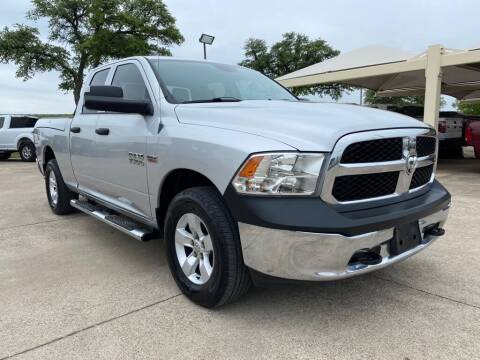 2014 RAM Ram Pickup 1500 for sale at Thornhill Motor Company in Hudson Oaks, TX