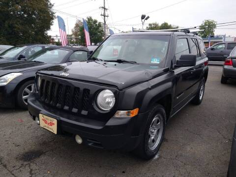 2013 Jeep Patriot for sale at P J McCafferty Inc in Langhorne PA