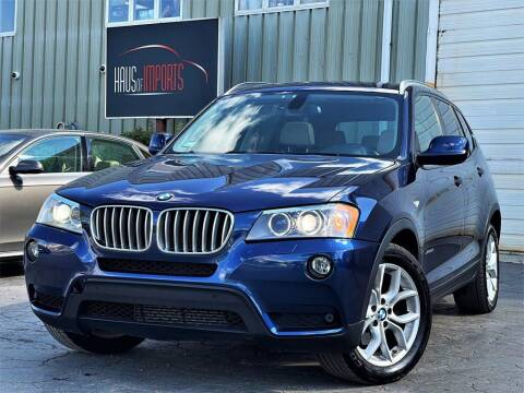 2011 BMW X3 for sale at Haus of Imports in Lemont IL