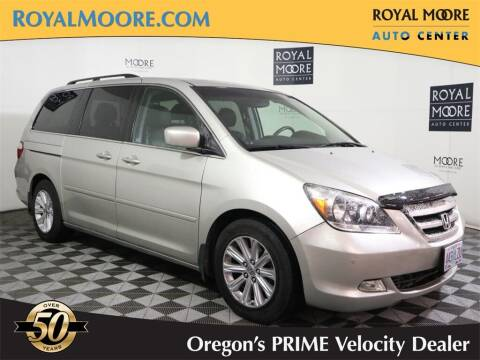2007 Honda Odyssey for sale at Royal Moore Custom Finance in Hillsboro OR