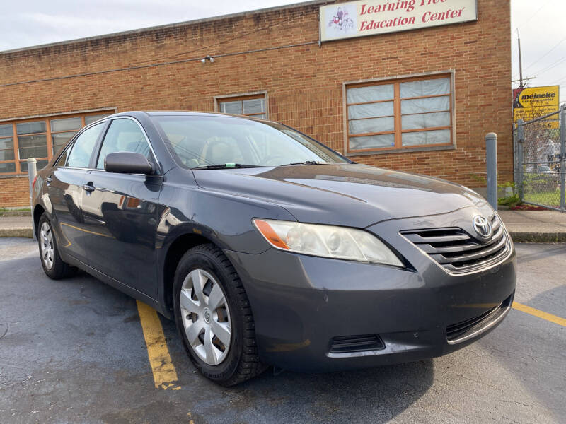 2008 Toyota Camry for sale at Abrams Automotive Inc in Cincinnati OH