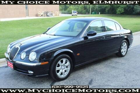 2003 Jaguar S-Type for sale at My Choice Motors Elmhurst in Elmhurst IL