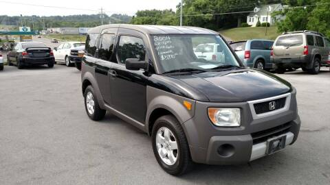 2004 Honda Element for sale at DISCOUNT AUTO SALES in Johnson City TN