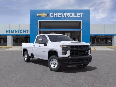 2021 Chevrolet Silverado 2500HD for sale at WinWithCraig.com in Jacksonville FL