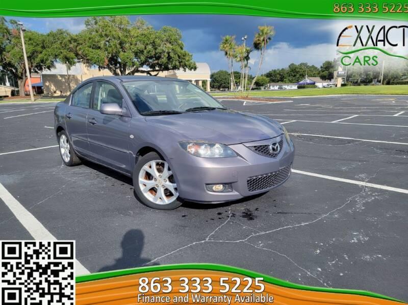 2009 Mazda MAZDA3 for sale at Exxact Cars in Lakeland FL
