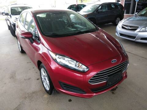 2014 Ford Fiesta for sale at Divine Auto Sales LLC in Omaha NE