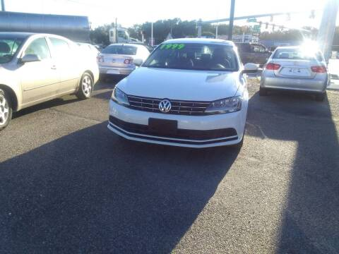 2018 Volkswagen Jetta for sale at Marino's Auto Sales in Laurel DE
