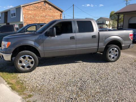 2013 Ford F-150 for sale at ADKINS PRE OWNED CARS LLC in Kenova WV
