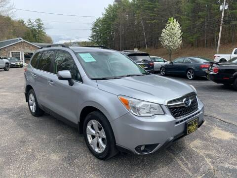 2014 Subaru Forester for sale at Bladecki Auto LLC in Belmont NH